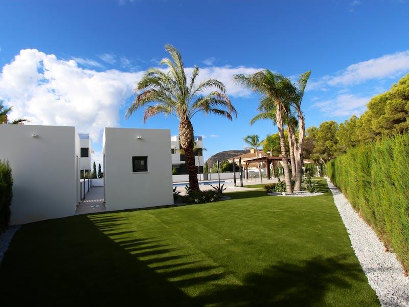 Villas in Calpe 14