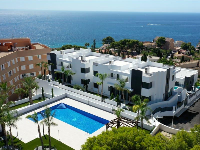 Villas in Calpe 4