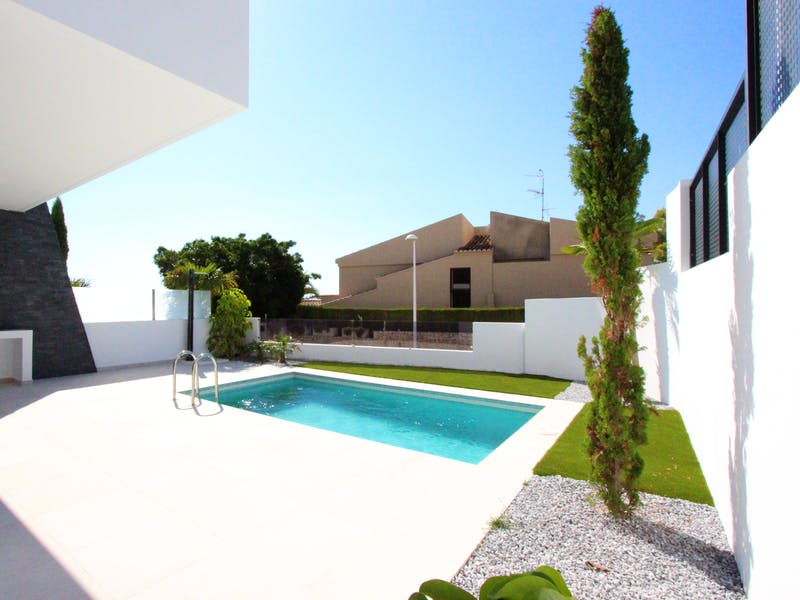 Villas in Calpe 36