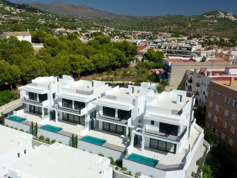 Villas in Calpe 3