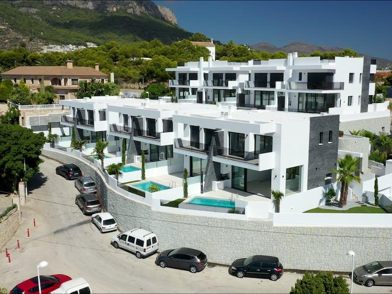 Villas in Calpe 5