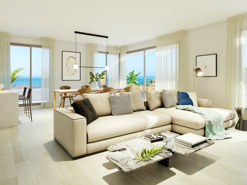 Apartments in Mijas 1