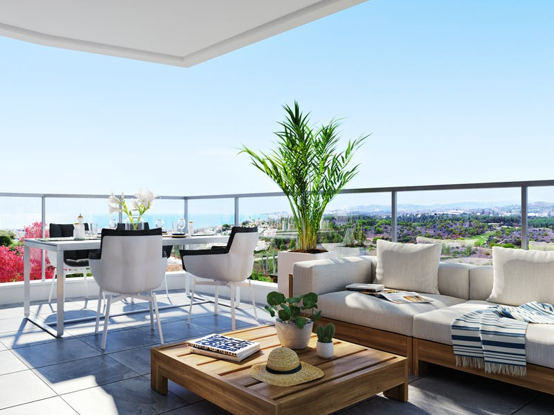 Apartments in Mijas 6