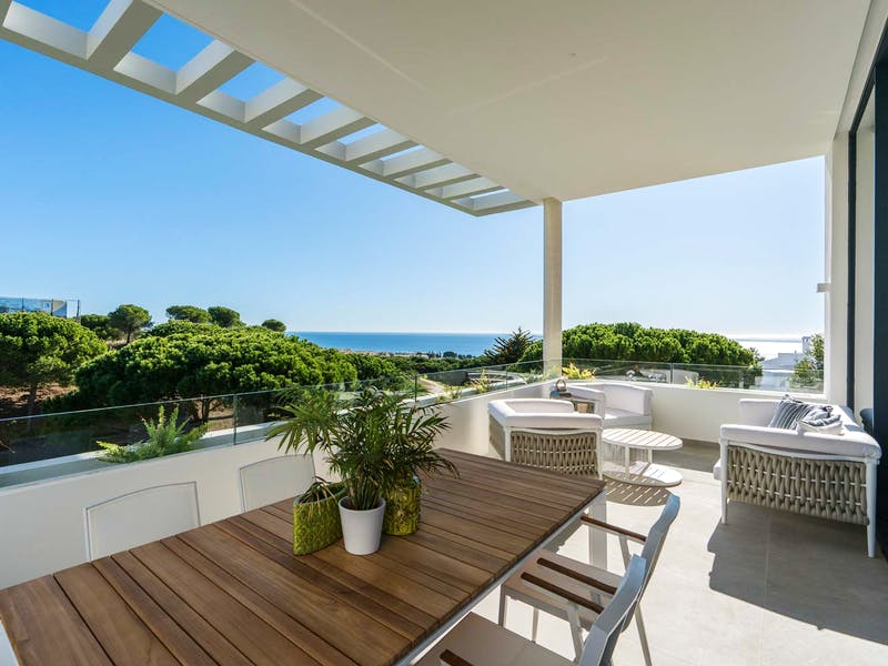 Townhouses and villas in Marbella 9