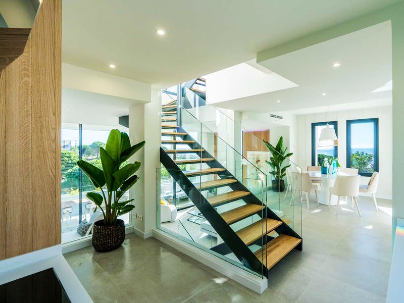 Townhouses and villas in Marbella 8