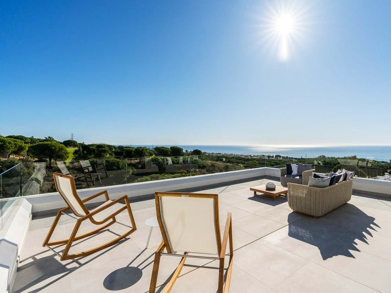 Townhouses and villas in Marbella 20