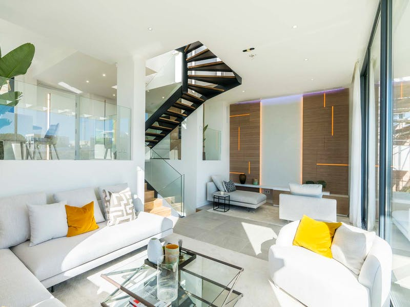 Townhouses and villas in Marbella 7