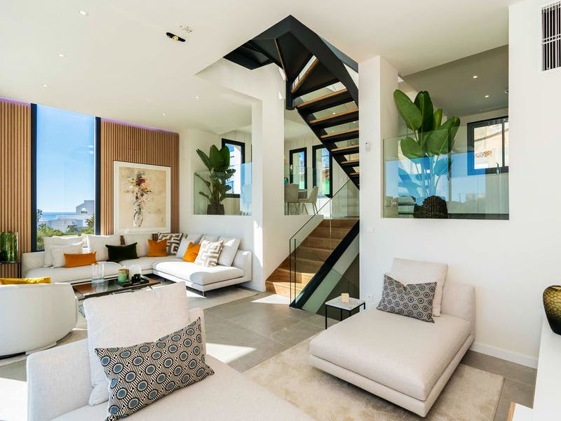 Townhouses and villas in Marbella 6